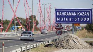 Kazan Harita